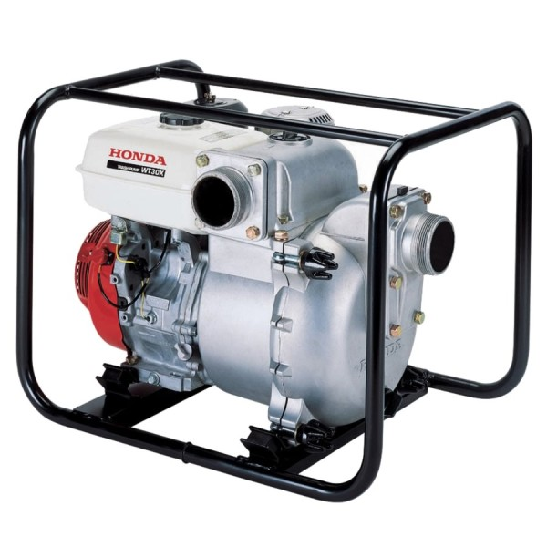 Trunkpump Tp 3vs 3 Inch Dewatering Pump 310 Gpm For Ventrac