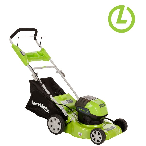 Lawnmaster 58v 16 Quot Cordless Lawn Mower