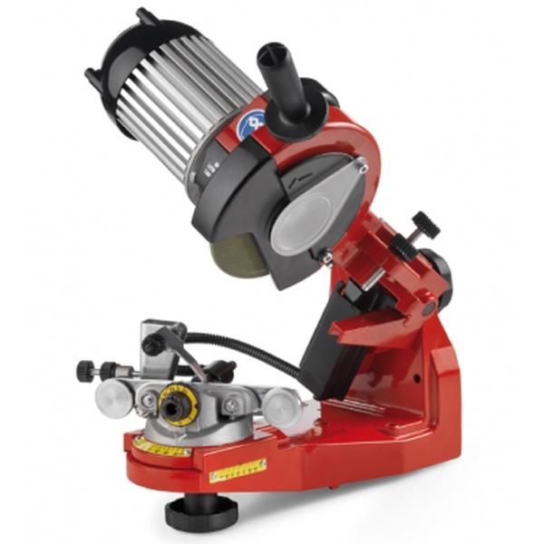 tecomec super jolly professional chainsaw grinder c/w hydraulic assist