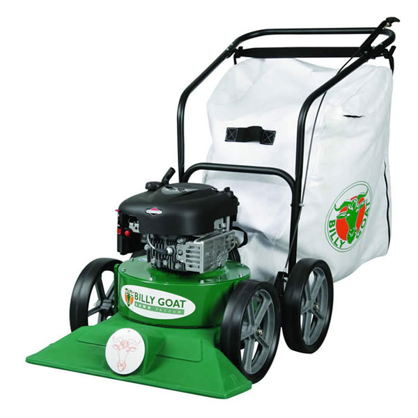 Billy Goat Kv601 6hp Outdoor Vacuum