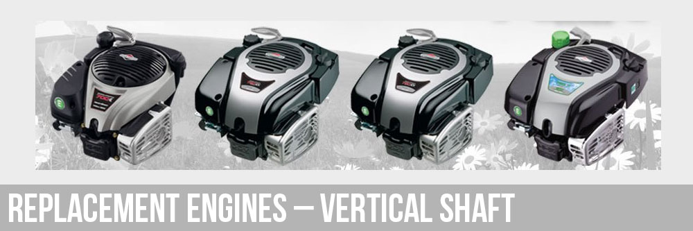 Engines – Vertical Shaft