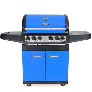 Masport Maestro 4 Kool Blue BBQ