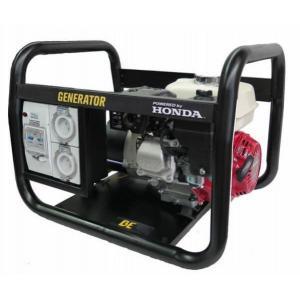 Honda Powered 3.8kVA BAR-3800-HST Generator