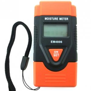 Fire Wood Moisture Testing Meter - EM4806