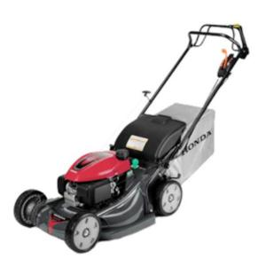 Honda HRX217-HYUA Mulch and Catch Self Drive Lawn Mower