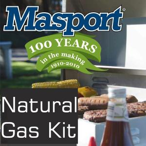 Masport 547053 BBQ Natural Gas Conversion Kit