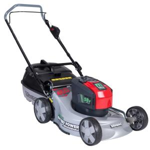 Masport M-Tech 450AL 58v Cordless Lawn Mower Kit