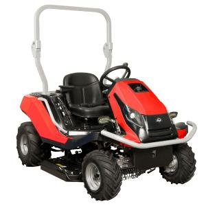 Masport Goliath 4WD Mowing and Brushcutting Rider Mower - 36