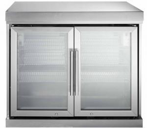 Masport Ambassador OD Kitchen Double Fridge Module