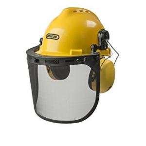 Oregon 563474 Lifestyler Safety Helmet c/w Visor and Earmuffs