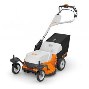 Stihl RMA765V Commercial Self Drive Cordless Lawn Mower Kit - cw AR3000L Kit