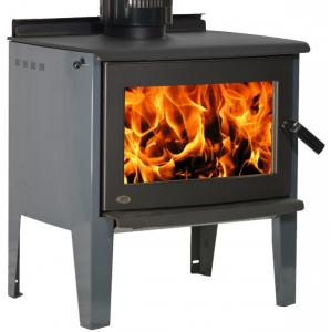 Yunca Monte Clean Air Wood Fire - HTP - Legged