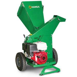 Hansa C13 Brush Chipper Shredder – Stand Alone