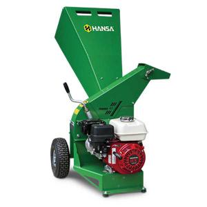 Hansa C7 Brush Chipper Shredder