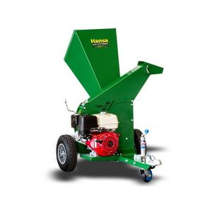 Hansa C13 Brush Chipper Shredder - Yard Towable