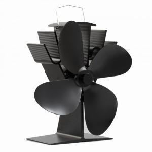 Wood Fire Heat Powered Circulation Fan