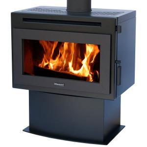 Masport F2000 Clean Air Wood Fire with Flue Kit