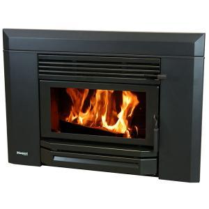 Masport LE4000 Masonry Insert Wood Fire with Flue Kit