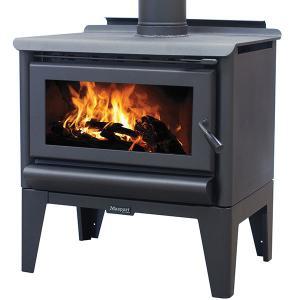Masport R1500-L Clean Air Wood Fire with Flue Kit