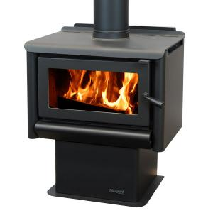 Masport R1500-P Clean Air Wood Fire with Flue Kit