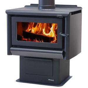 Masport R1600 Clean Air Wood Fire with Flue Kit