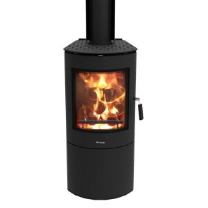 Masport Akaroa Clean Air Approved Wood Fire with Flue Kit