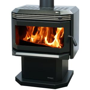 Masport Hestia-2 Clean Air Wood Fire including Flue Kit