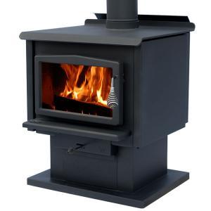 Osburn 1600 MK2 Clean Air Wood Fire c/w Wetback including Flue Kit