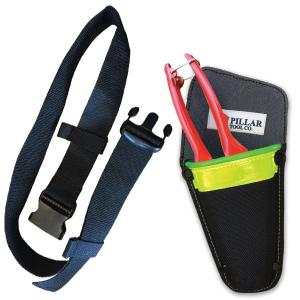 PILLAR TOOLS® Belt, Secateur and Scabbard Kit