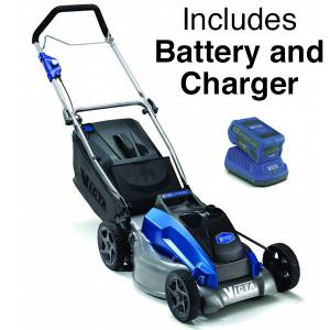 Victa V-Force+ VLM4018 Cordless Steel Lawn Mower
