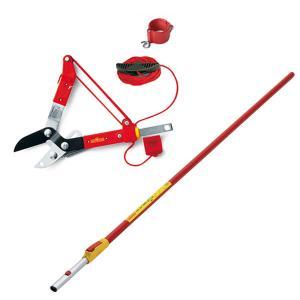 Wolf Garten Multi-Star® RC-M Tree Lopper Attachment & ZMV4 Pole