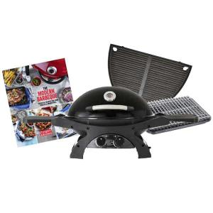 ZIGGY Ziegler & Brown Limited Edition Twin Grill BBQ - Black - promo pack