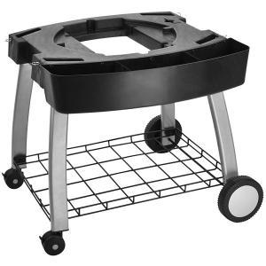 Ziegler & Brown ZIGGY Triple Grill Mobile Cart