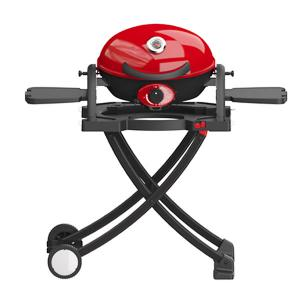 Ziegler & Brown ZIGGY Portable Grill with Folding Cart