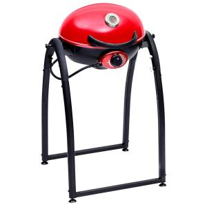 Ziegler & Brown ZIGGY Portable Grill with Stand