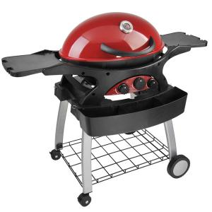 Ziegler & Brown ZIGGY Triple Grill with Mobile Cart