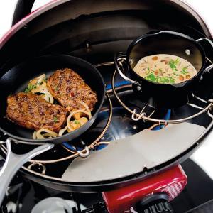 Ziegler & Brown Portable Grill Trivet Kit