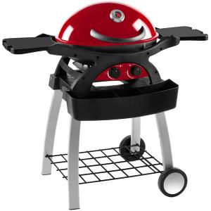 Ziegler & Brown ZIGGY Twin Grill with Mobile Cart