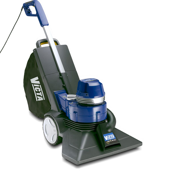 Victa Vbe1500a Electric Garden Vac And Blow