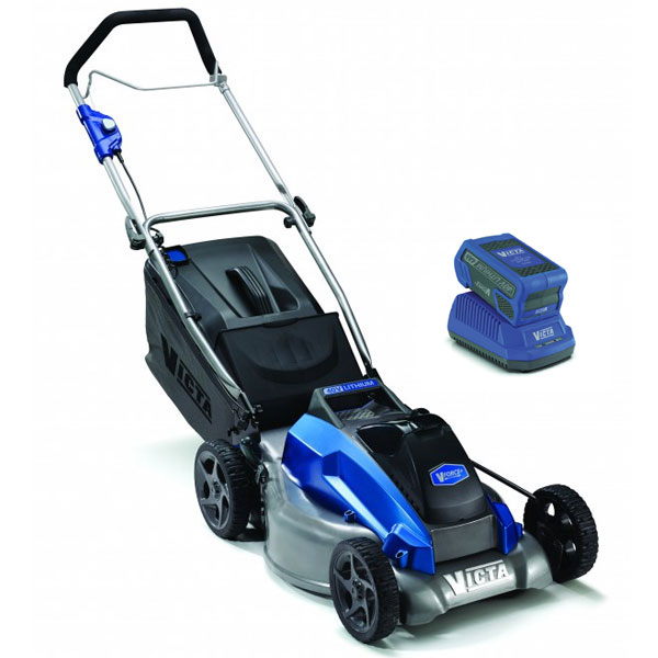 Victa V Force Vlm4018 Cordless Steel Lawn Mower